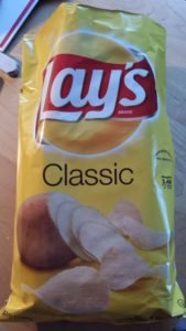 Lay Classic Potato Chips
