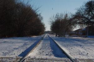 railroad in South Dakota